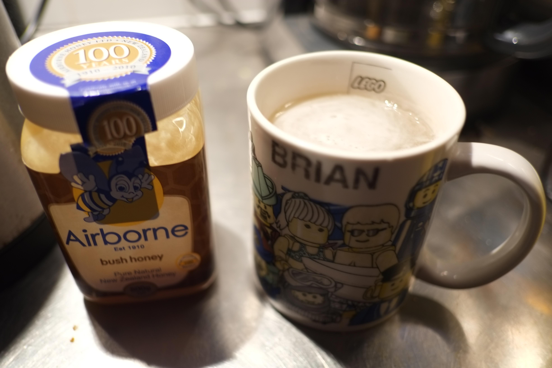 May you never need Hot Honey Water